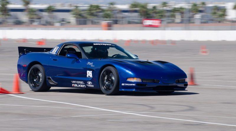 Jake Rozelle 2003 Corvette LSFest West 2017