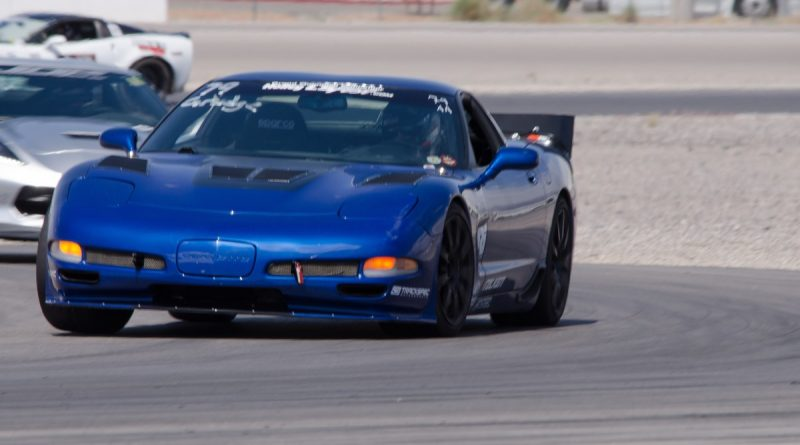 Jake Rozelle 2003 Corvette LSFest West 2017 Road Course