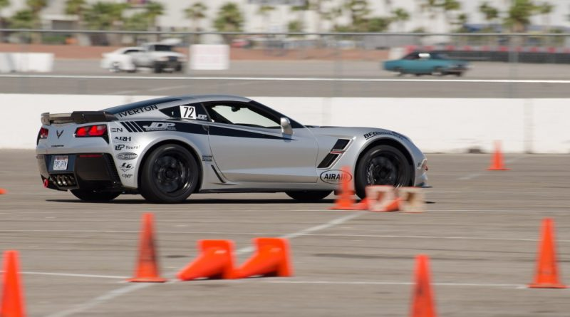 Jordan Priestley 2017 Corvette LSFest West 3S 2