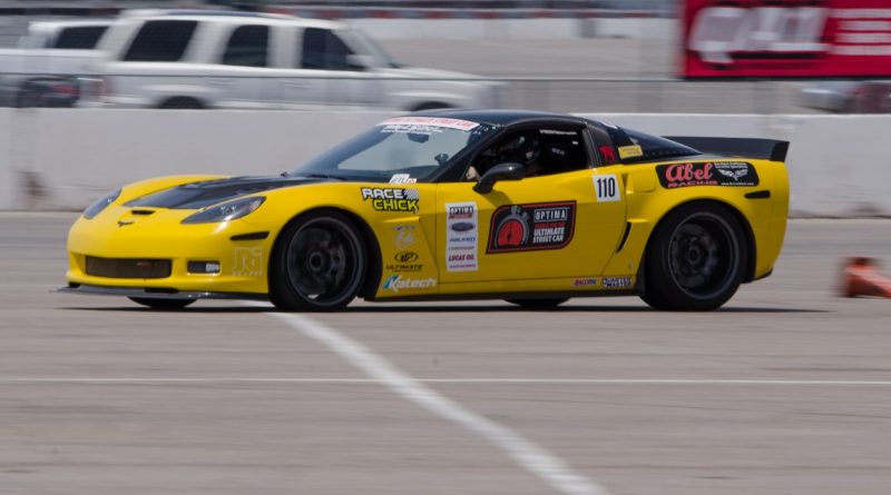 Rich Willhoff 2006 Corvette LSFest West 2017 2