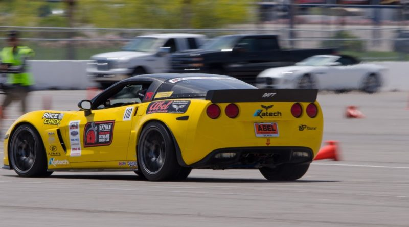 Rich Willhoff 2006 Corvette LSFest West 2017 3