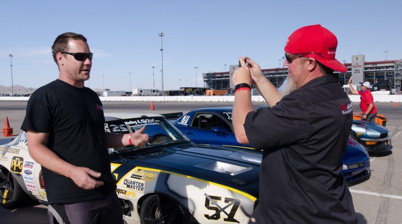 Rich Willhoff Mike Dusolds Camaro Chad Reynolds LSFest West 2017
