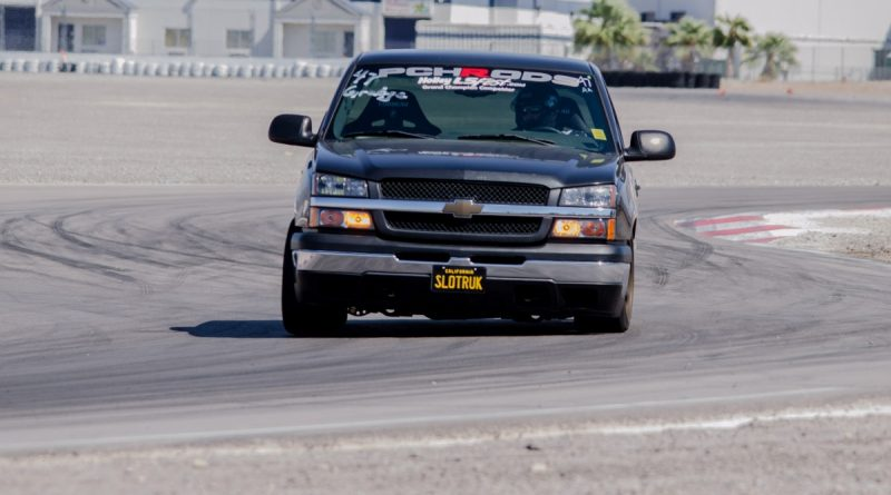 Stephen Komlos 2004 Silverado LSFest West 2017 Road Course