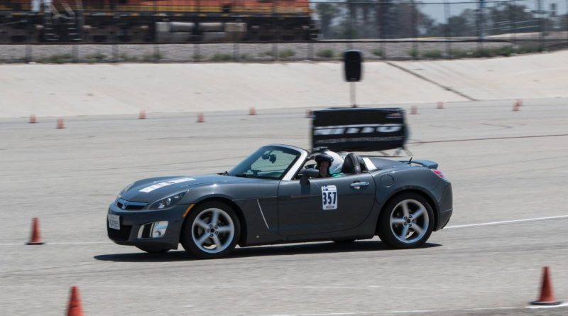 James Gassor 2008 Saturn Sky NMCA West Hothckis Autocross June 2017