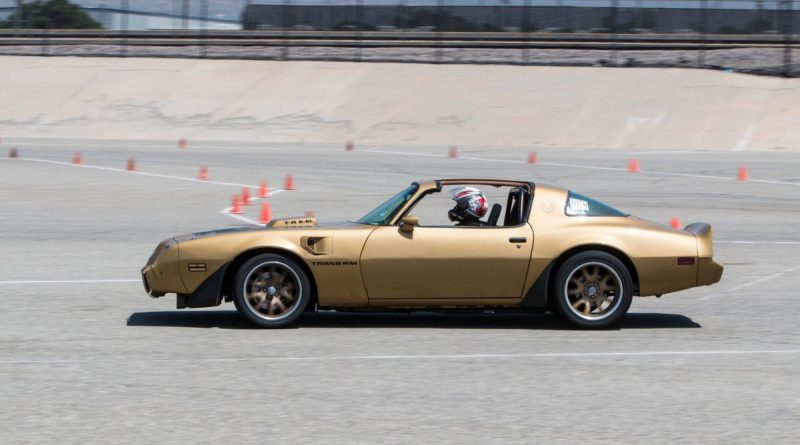 Matt Klein Transam NMCA West Hothckis Autocross June 2017
