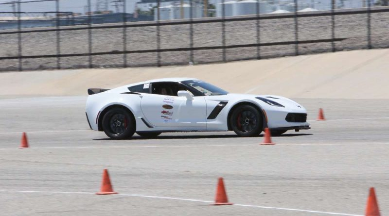 Pat Sheely 2016 Corvette Z06 NMCA-West-Hotchkis-Autocross-June 2017
