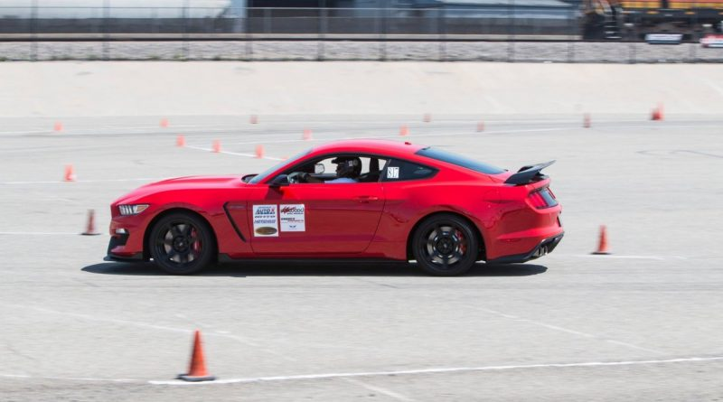 Paul Molina GT350R NMCA West Hothckis Autocross June 2017
