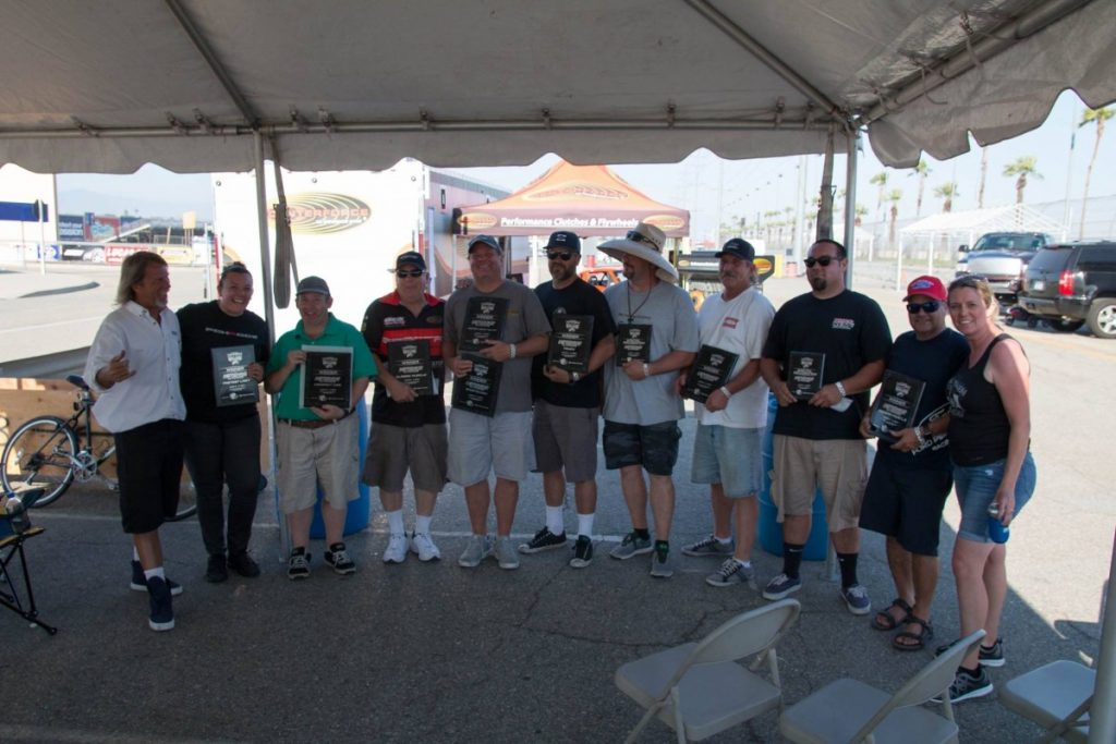 Saturday Awards Ceremony NMCA West Hothckis Autocross June 2017
