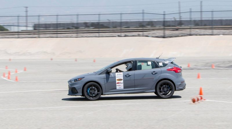 Sheely Ford 2016 Focus NMCA West Hotchkis Autocross June 2017