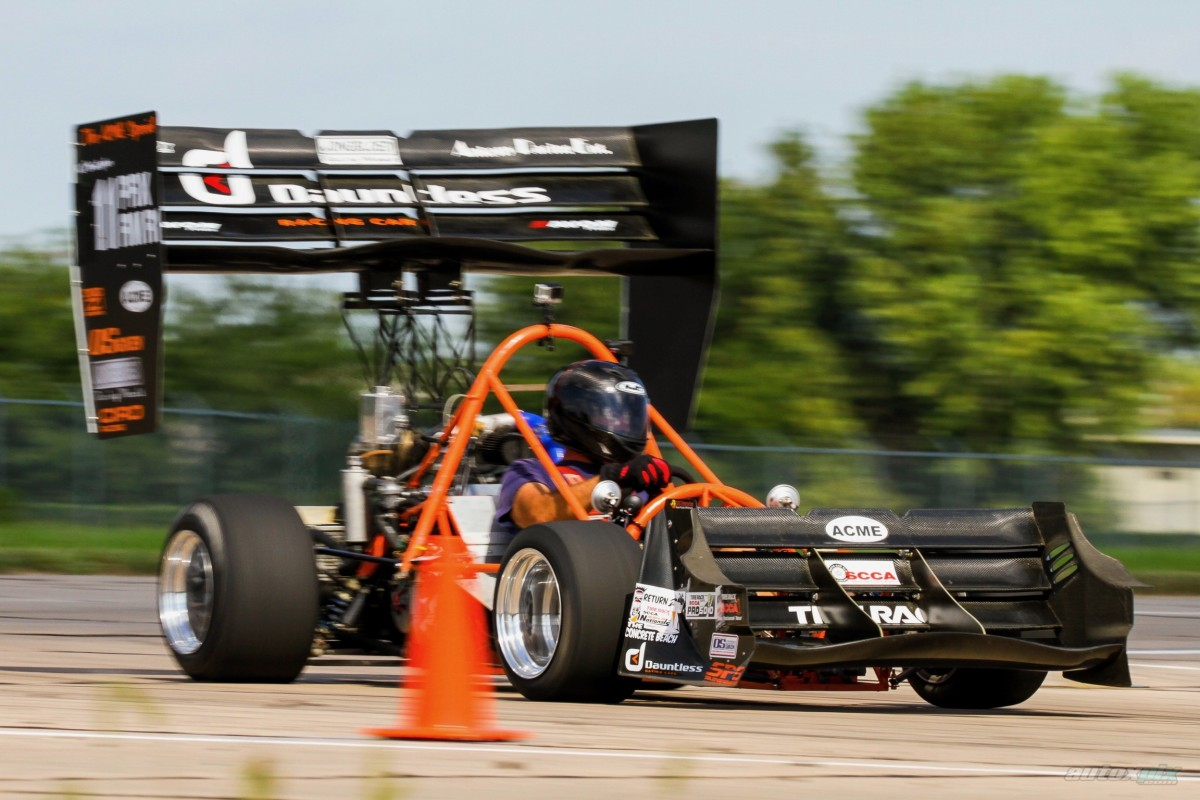 Meet The A Mod ACME Special Fastest Autocross Car In