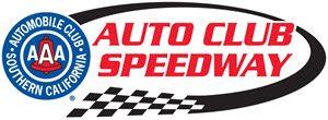 Auto Club Speedway logo