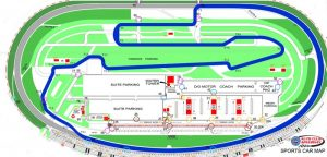 Auto club speedway sports car course roval ACS