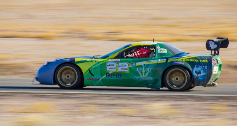 Oli Thordarson ThorVette Corvette Racing Willow Springs autoxandtrack featured driver