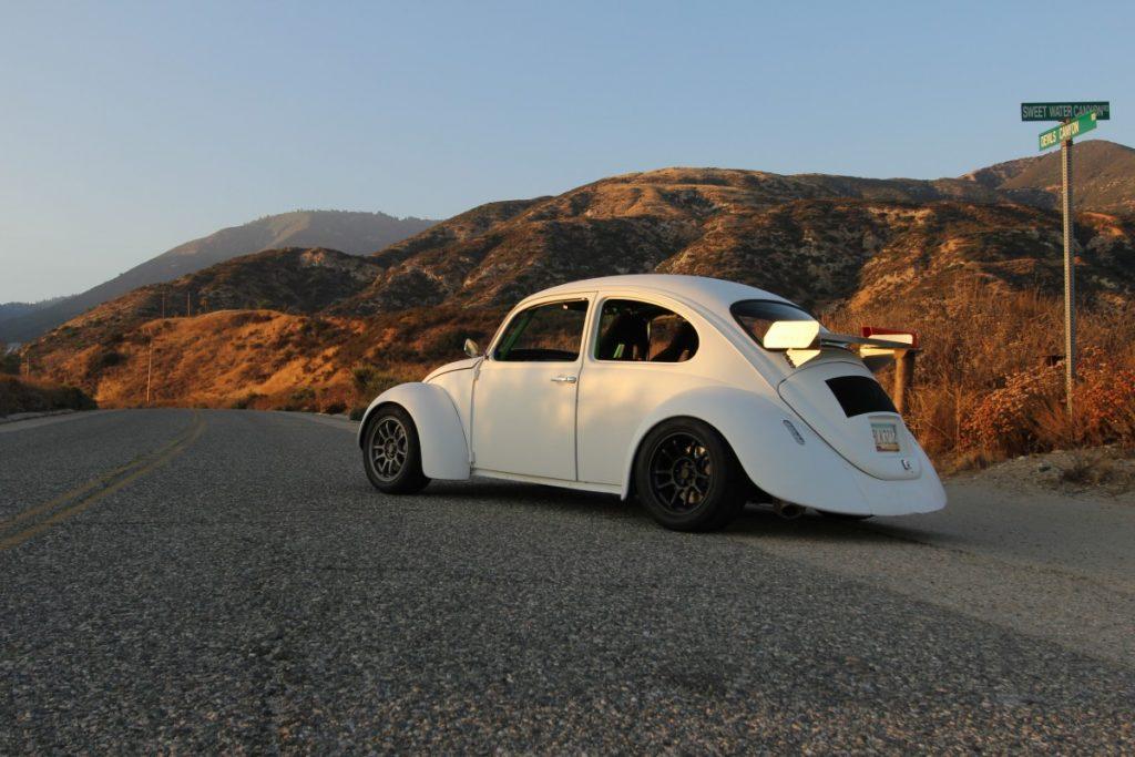 Sean McKillop Bugzilla VW Bug Autocross
