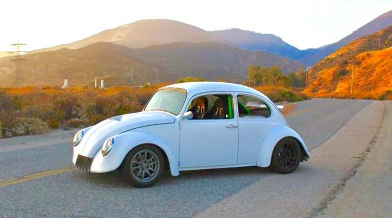 Vw Bug  Race Car