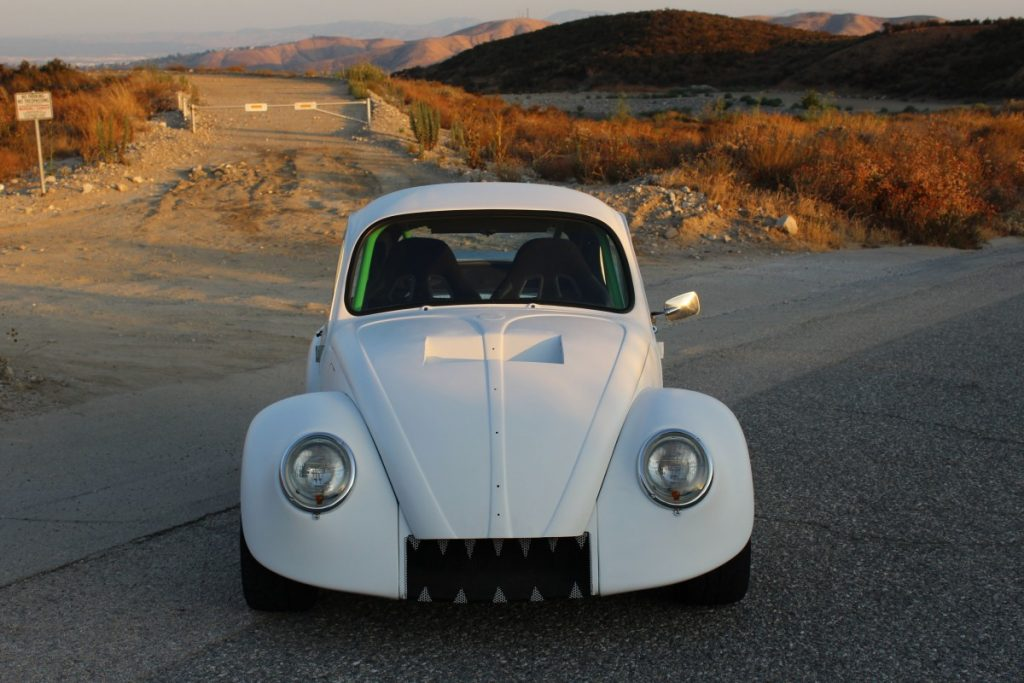 Sean McKillop Bugzilla VW Bug Domo's cousin