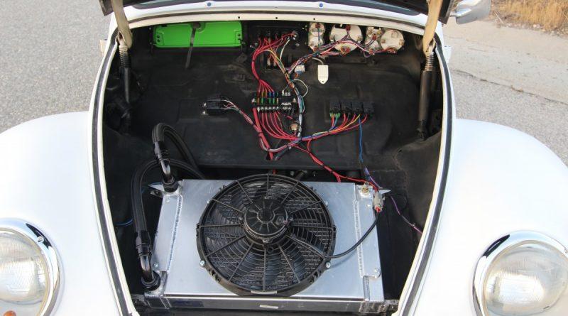 Sean McKillop Bugzilla VW Bug Ecotech Motor Radiator