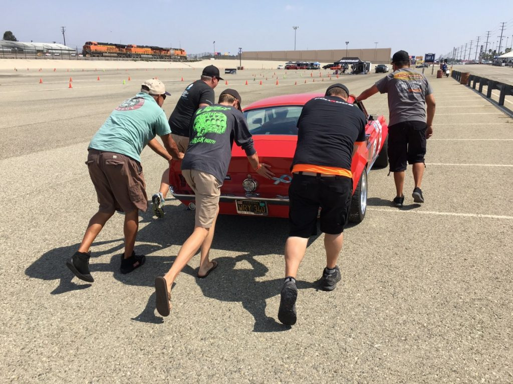 Autocross family always quick to lend a hand NMCA West Hotchkis Autocross September 2017