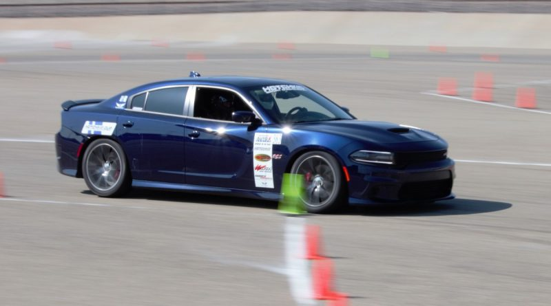 Dan Weishaar 2016 Charger NMCA West Hotchkis Autocross September 2017 2