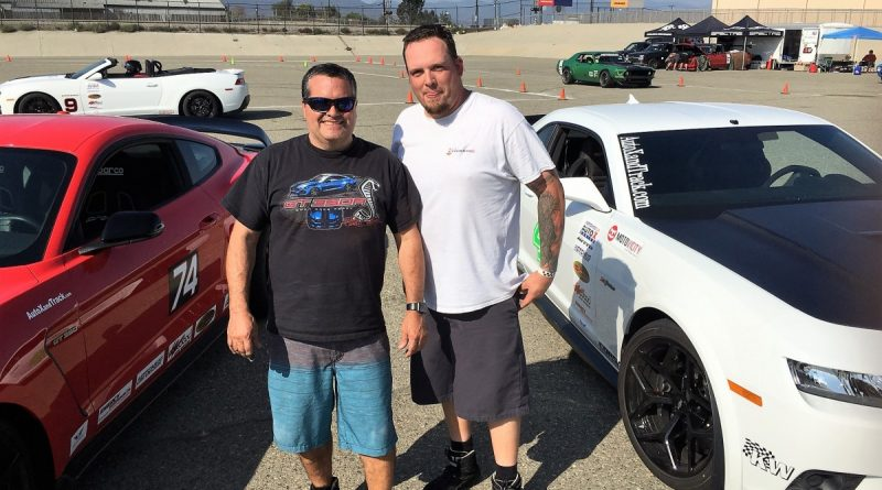 Greg & Paul BFF Frenemies NMCA West Hotchkis Autocross September 2017