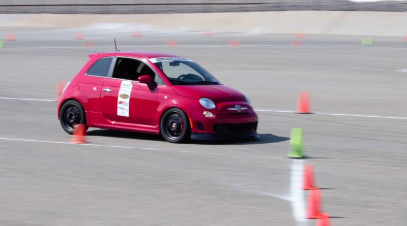 Mark Allison 2013 Fiat NMCA West Hotchkis Autocross September 2017