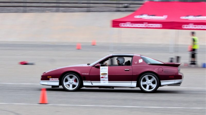 Todd Roper 1987 Transam NMCA West Hotchkis Autocross September 2017