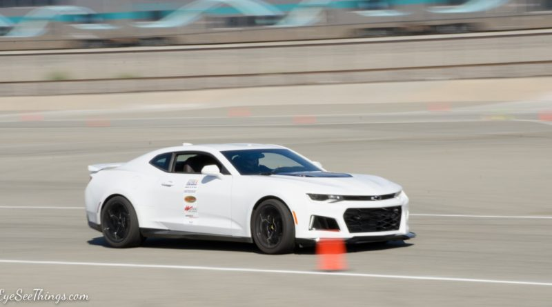 C6 Camaro Saturday NMCA Hotchkis Autocross season finale October 2017