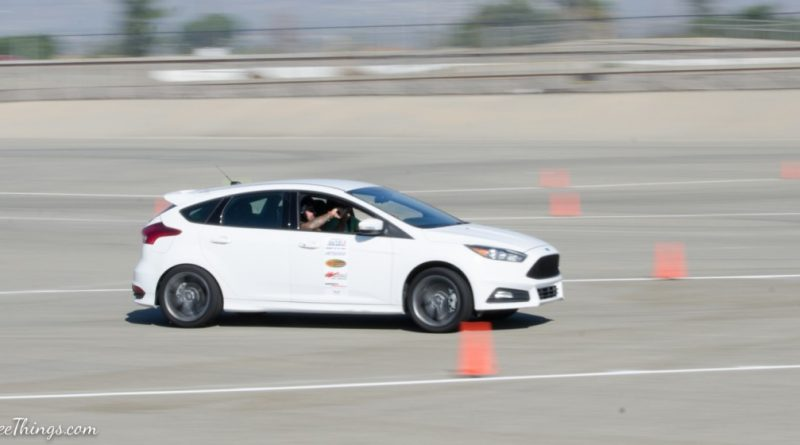 Ford Focust ST Saturday NMCA Hotchkis Autocross season finale October 2017