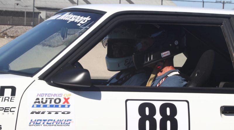 Greg Biddlingmeier Efrain Diaz NMCA Hotchkis Autocross season finale October 2017