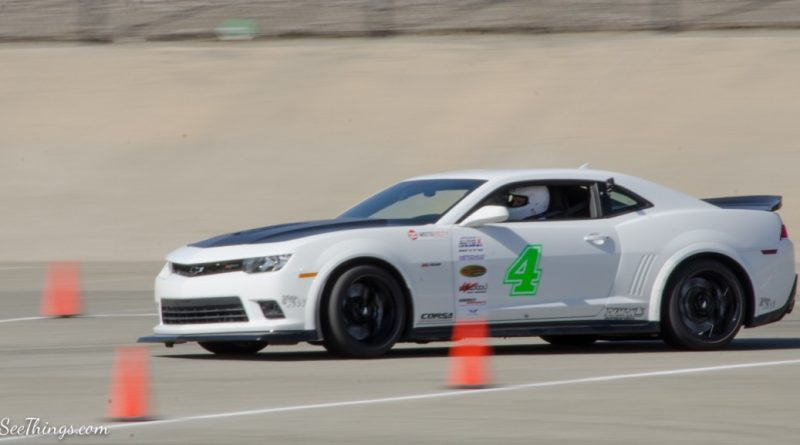 Greg Nelson 2015 Camaro Z28 Saturday NMCA Hotchkis Autocross season finale October 2017 2