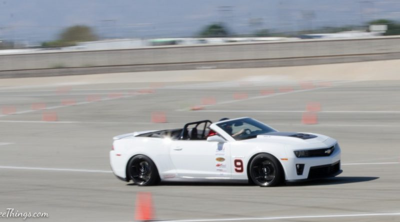 Jason Flaherty 2014 Camaro Saturday NMCA Hotchkis Autocross season finale October 2017