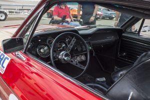 John Fendel 1968 Mustang Interior