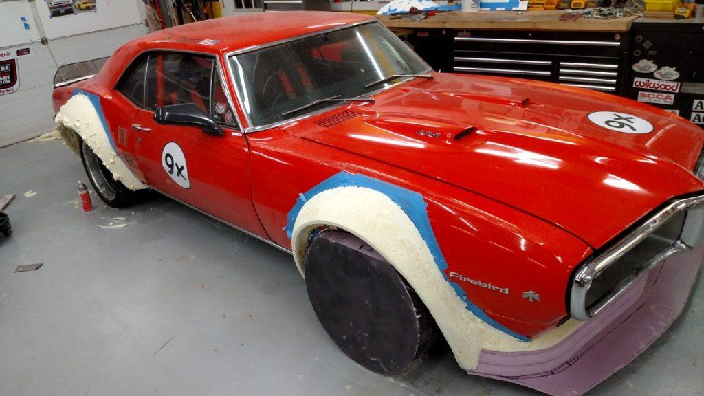 Kevin Dunn's 1967 Widebody Firebird — AutoXandTrack