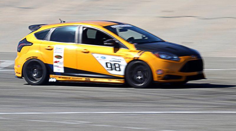 Max Sigward Focus ST NMCA Hotchkis Autocross October 2017