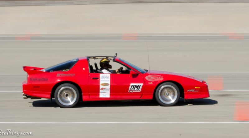 Valerie Pichette 1988 GTA Saturday NMCA Hotchkis Autocross season finale October 2017