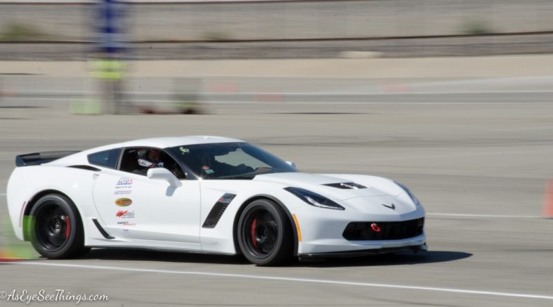 pat Sheely 2016 Corvette Z06 Saturday NMCA Hotchkis Autocross season finale October 2017