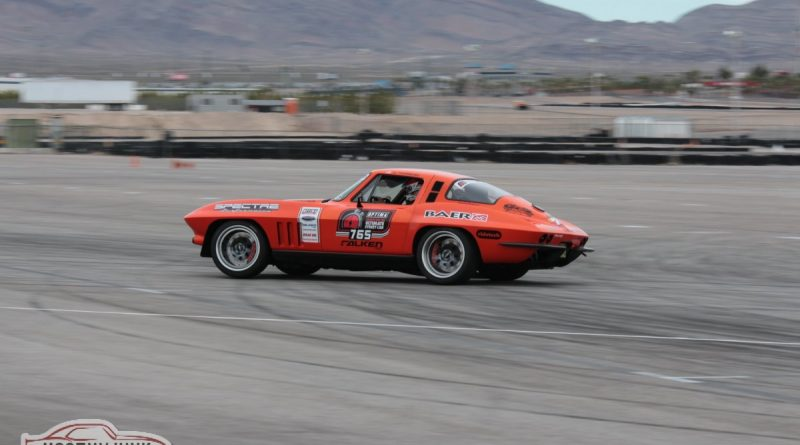 Greg Thurmond 1965 corvette D and E winner GTV USCA-Las-Vegas-2018