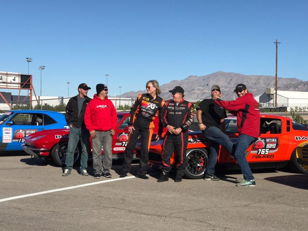 Team Archenemies Optima Ultimate Street Car Las Vegas March 2018