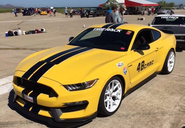 Michael Gardner 2016 Mustang CAM-C Crows Landing CAM Challenge ProSolo 2018