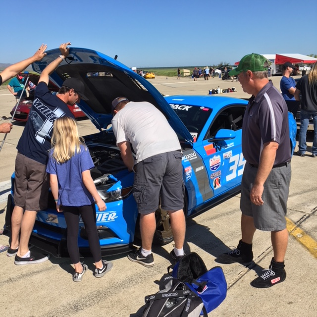 SCCA CAM Challenge At Crows Landing Recap