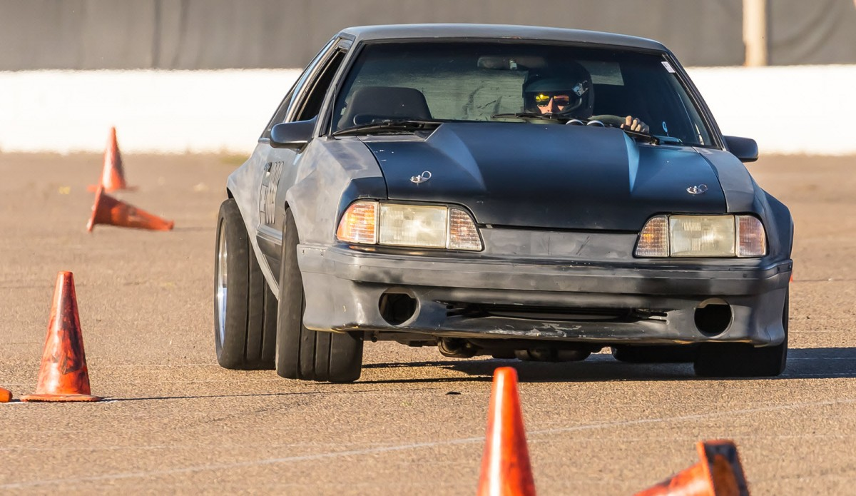 Autocross Fox Body on a Budget — AutoXandTrack