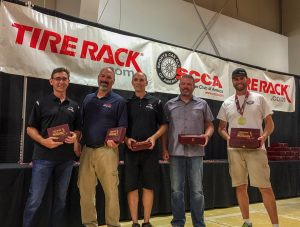 2018 SCCA Solo Nationals CAM-T trophy winners