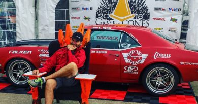 Chad Ryker AutoXandTrack Camaro win 2018 SCCA Solo Nationals Game of Cones