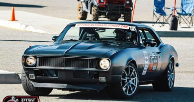Tommy Toemmerdal C5 Z06 swapped 1967 Fontana Optima Exterior