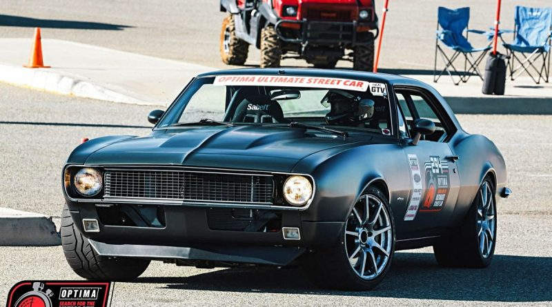 A True Z06 Corvette Swapped 67 Camaro — AutoXandTrack