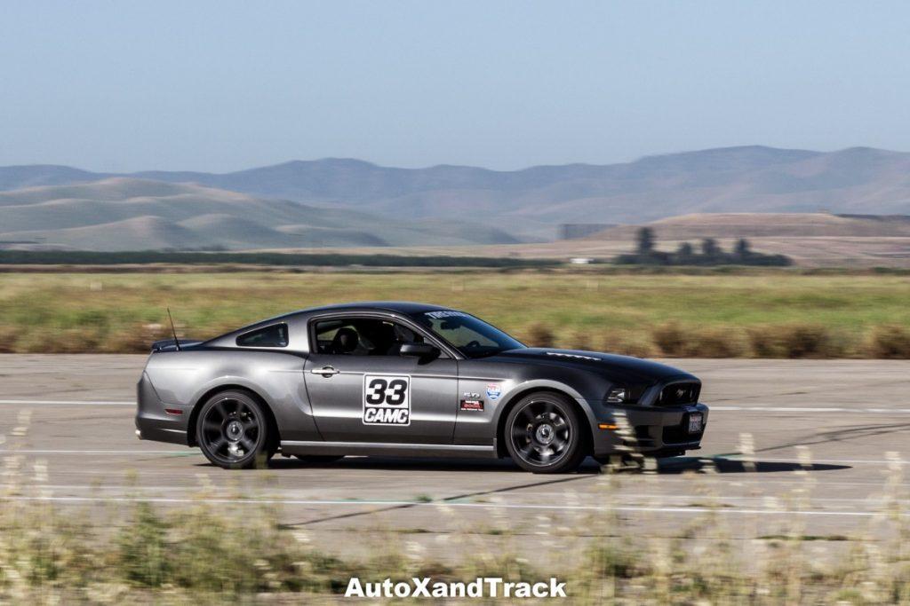 Crows Landing CAM Challenge-Greg Back Mustang CAM-C