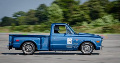 Matt Kenner autocross C10 Truck by Terry Lysak 1