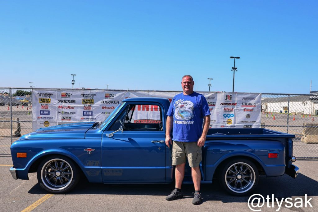 Matt Kenner autocross C10 Truck by Terry Lysak 10