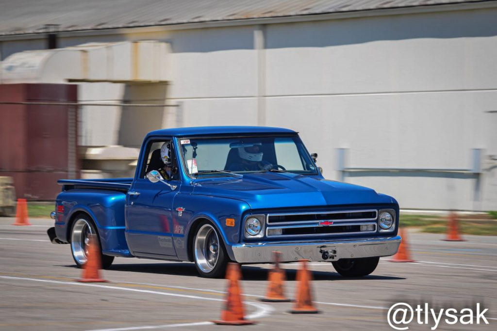 Matt Kenner autocross C10 Truck by Terry Lysak 3