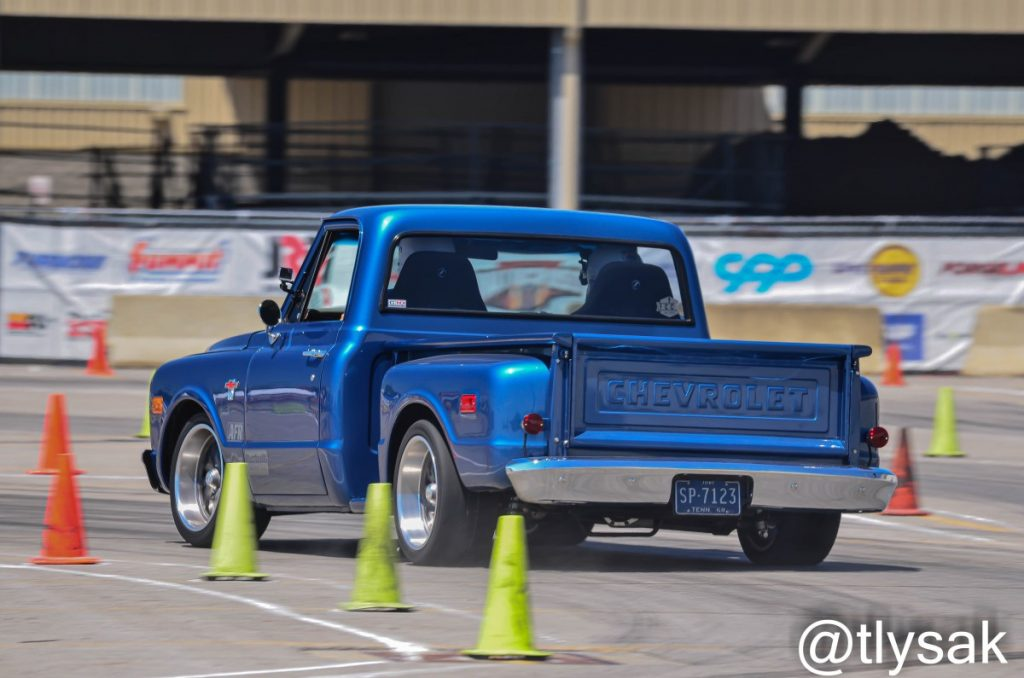 Matt Kenner autocross C10 Truck by Terry Lysak 4